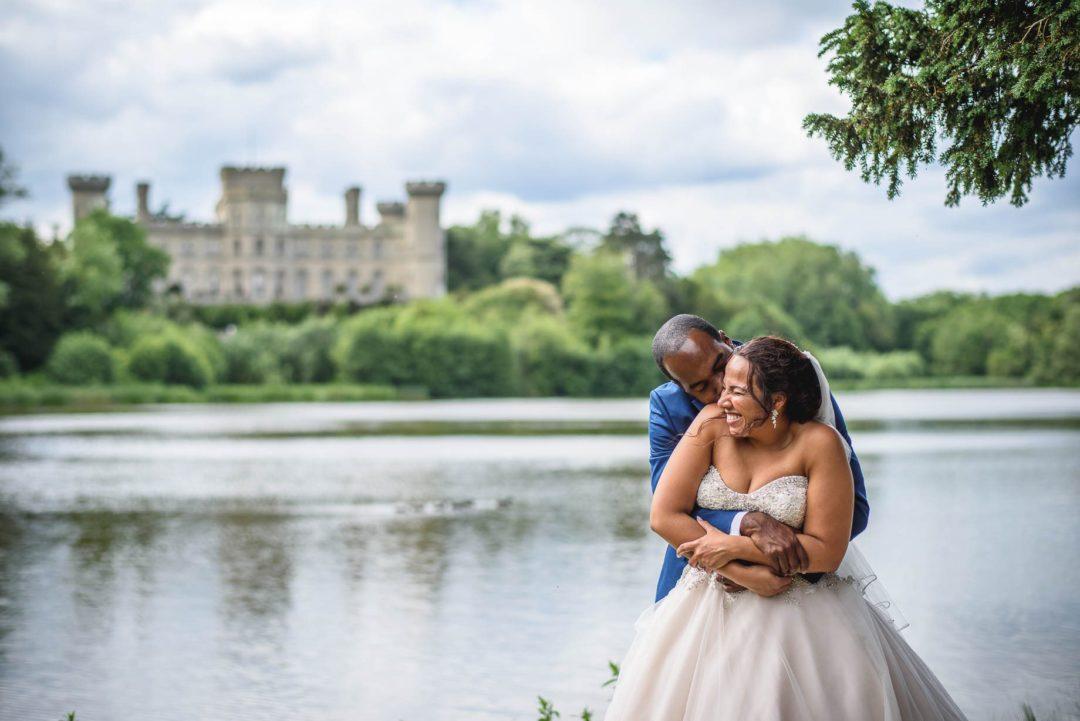 Paula Rooney Floral Design | Real Wedding | Eastnor Castle